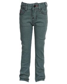Soviet Tank Jeans Grey