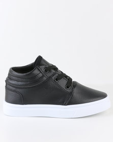 Soviet K Dundee Sneaker Black