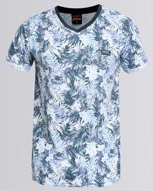 Soviet Zeno T-shirt Blue