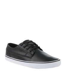 Soviet Dublin Casual Lace Up Shoe Black