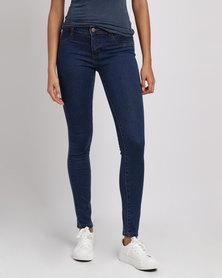 Soviet Elain Jegging Jeans Indigo