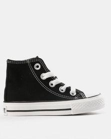 Soviet K Viper Hi Cut Sneakers Black