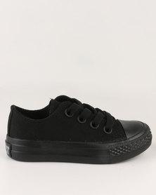 Soviet K Viper Low Cut Sneakers Black