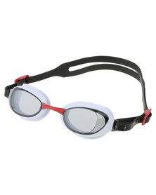 Speedo Performance Aquapure Goggles Red