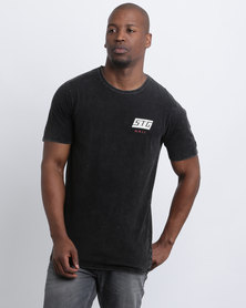 St Goliath Undisputed Short Sleeve T-Shirt Black