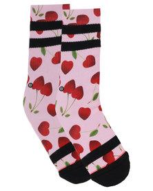 Stance Cherry Bomb Limited Edition Socks Multi
