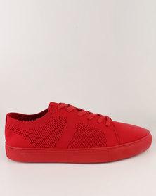 Steve Madden Wexler Sneakers Red