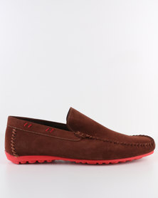 Steve Madden Perkens Loafer Brown
