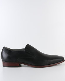 Steve Madden Aioli Dress Shoes Black