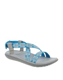 Teva Terra Float Livia Sandal Blue