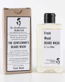 The Gentleman's Beard Club Beard Wash