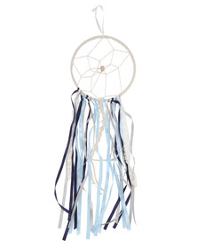 The Hand To Heart Collection Dreamcatcher Traditional Lace And Ribbons Multi