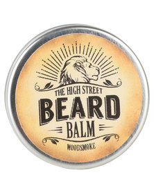 The High Street Barber Woodsmoke Balm 25g