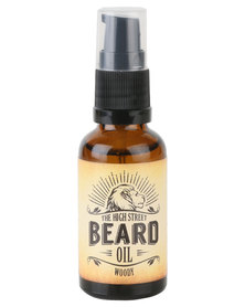 The High Street Barber Woody Beard Oil 30ml