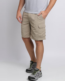 The North Face Paramount II Cargo Shorts Beige