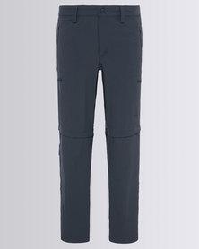 The North Face Exploration Convertible Pants Grey