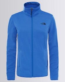 The North Face Tanken Full Zip Jacket Blue