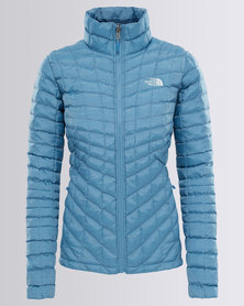 The North Face Thermoball Zip-In Jacket Blue