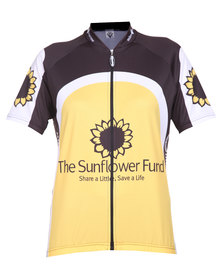 The Sunflower Cycle Shirt Black