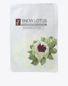 Timeless Truth Snow Lotus Lucency Bio Cellulose Mask