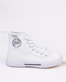 Tomy Takkies Superpatch Sneaker White