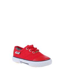 Tomy Takkies Kids Sneakers Red