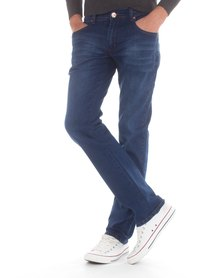 Top Warrior Top Gun Jeans Blue