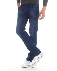 Top Warrior Top Move Jeans Blue