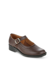 Toughees Basic Pearl Shoes Brown