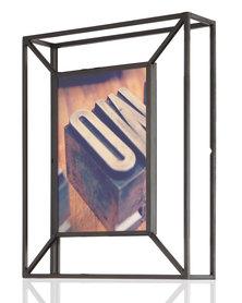 Umbra Matrix Photo Frame Black