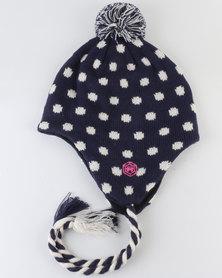 Urban Beach L Knitted Hat - Richmond Blue