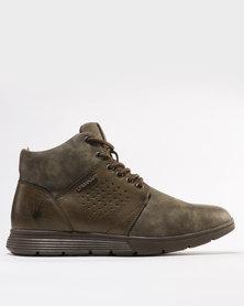 Urbanart Zoom 1 Nub Boots Green