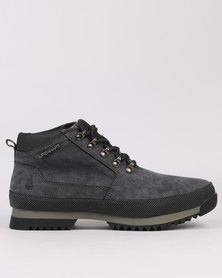 Urbanart Crocco 1 Nub Boot Black