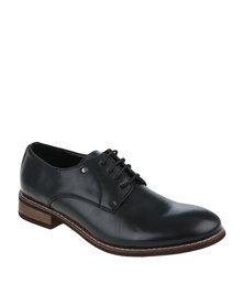 Urbanart Marc 1 Kid Formal Shoe Black