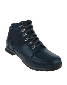 Urbanart Ski 2 Wax Boot Navy