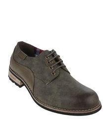 Urbanart Vivlite 15 Nub Casual Shoe Olive