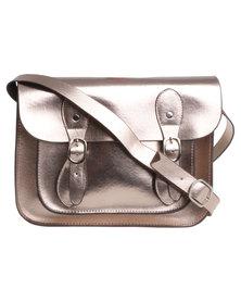 Utopia Metallic Bag Rose Gold