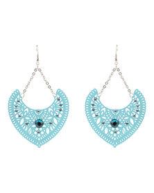 Utopia Castelle Earrings Blue