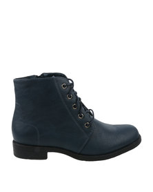 Utopia Combat Boot Navy