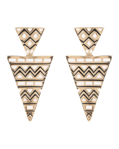 Utopia Tribal Earrings Multi