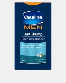 Vaseline For Men Moisturiser Anti Bump