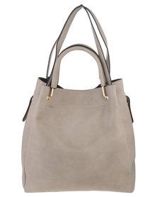 Vikson Ladies Shopper Bag Nude