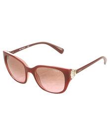 Vogue Ladies Sunglasses Red