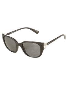 Vogue Ladies Sunglasses Black