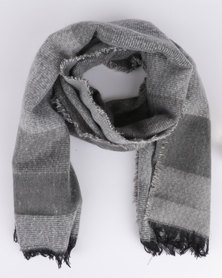 Women'secret Scarf Black