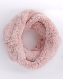 Women'secret Tricot Scarf Nude