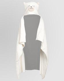 Women'secret Blanket Almond Melange