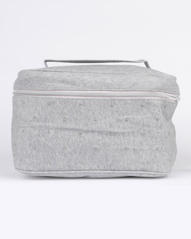 Women'secret Large Vanity Case 2 Grey