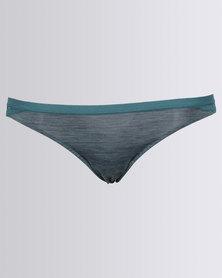 Women'secret Feminine Underwear Green
