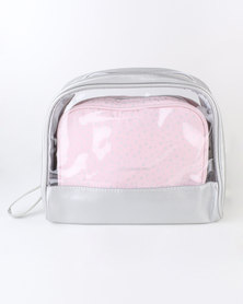 Women'secret Must Vanity Cases Pinks